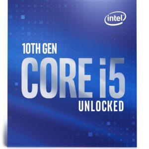 Procesor Intel Comet Lake, Core i5 10600K 4.1GHz box
