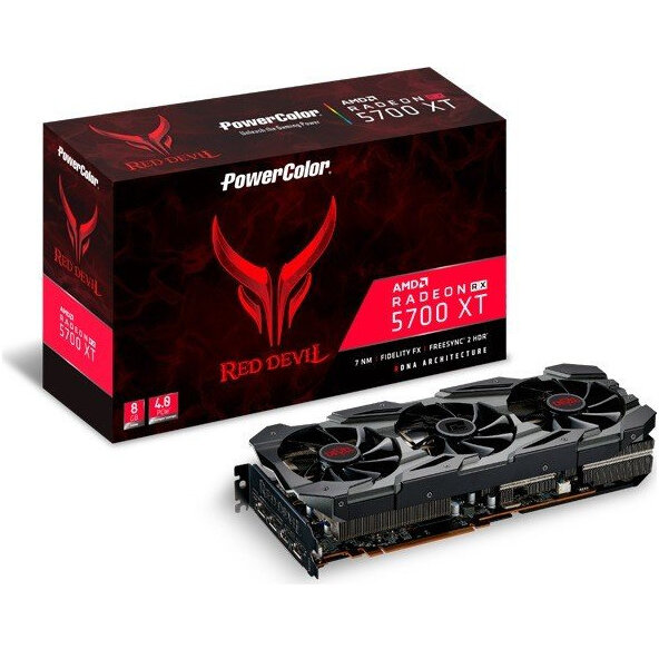 PowerColor Radeon RX 5700 XT Red Devil 8GB GDDR6 256-bit