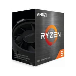 Procesor AMD Ryzen 5 5600X 3.7GHz box